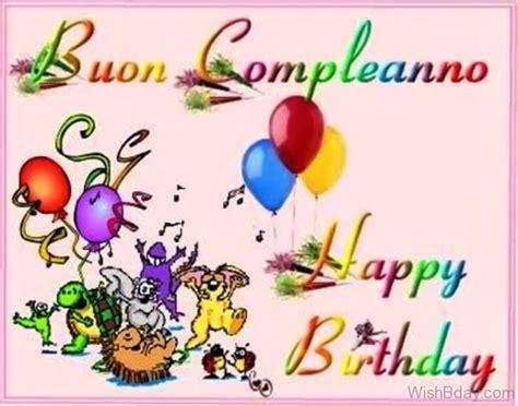 Happy Birthday And Best Wishes In Italian 20 Italian Birthday Wishes