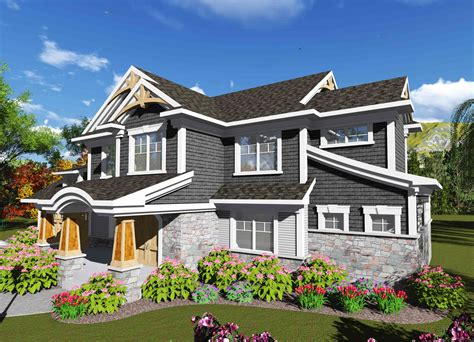 4 bedroom craftsman house plans 2 story craftsman with 4 bedrooms 89993ah