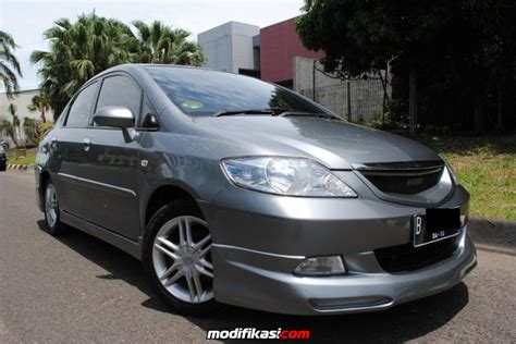 Honda City Vtec 2006 At dijual mobil honda city vtec at 2006