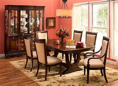 raymour and flanigan dining room sets elise 7 pc dining set dining sets raymour and