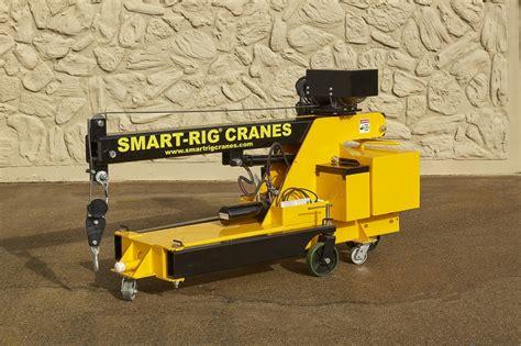Microcranes 174 Portable Cranes Small Floor Crane Hoist