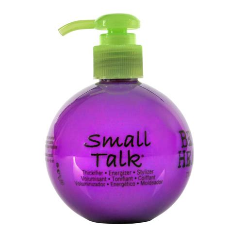 Tigi Bedhead Small Talk Thickener by Tigi Bed Small Talk