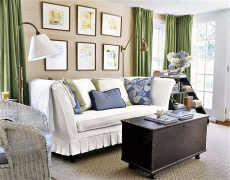 fresh green white neutral modern living room decor with cottage living room decorating ideas 2012 modern