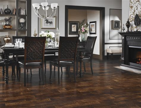 dark dining room dark hardwood floors style and decoration traba homes