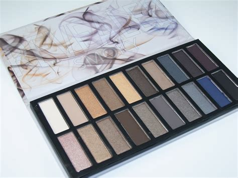 Coastal Scents Revealed Eyeshadow Palette coastal scents revealed smoky palette review swatches musings of a muse