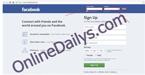 yahoo email mobile login how to sign in to facebook gmail yahoo and twitter