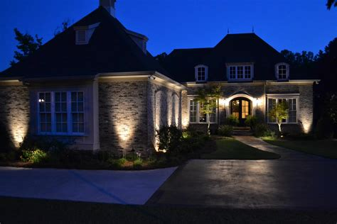 cool house lighting landscape lighting ideas gorgeous lighting to accentuate