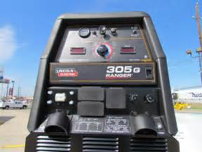 Truck N Stuff Accessories Center New Welder Lincoln Ranger 305g At Truck Center
