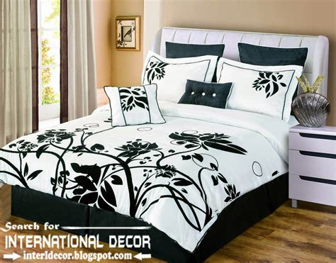 black and white bedroom set italian bedspreads and bedding sets for luxury bedroom