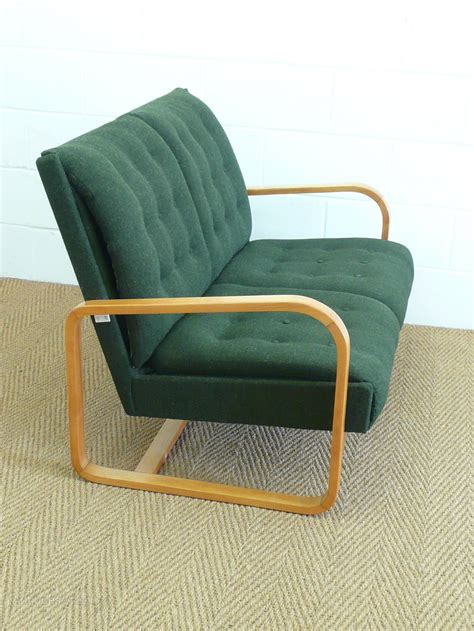settees and armchairs modernist armchair settee antiques atlas