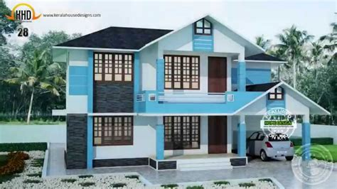 how to design a new house house designs of march 2014 youtube