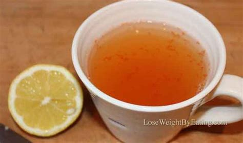Lemon Honey Cayenne Pepper Detox Recipe by Detox Water The Top 25 Recipes For Fast Weight Loss