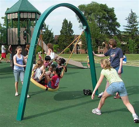 biggo swing biggo solo swing set playground equipment usa