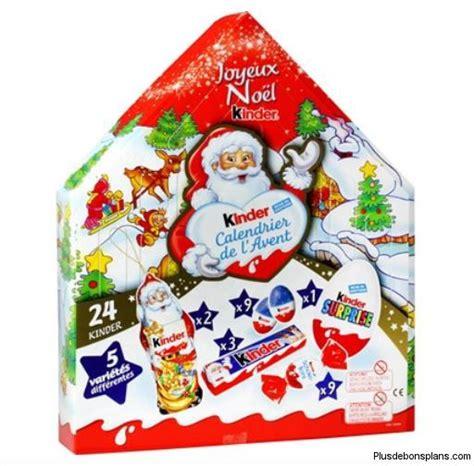 Calendrier De L Avent Kinder Kinder Noel 2014 1 Calendrier De L Avent 224 Gagner