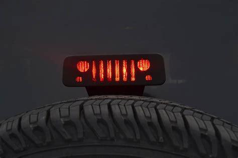 jeep grill  brake light guard jtb