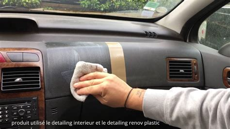 comment nettoyer des si鑒es de voiture en cuir nettoyage des plastiques interieur voiture