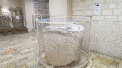Wedding At Cana Jars by Cana Wedding Catholic Church Holy Land Israel Picture Of