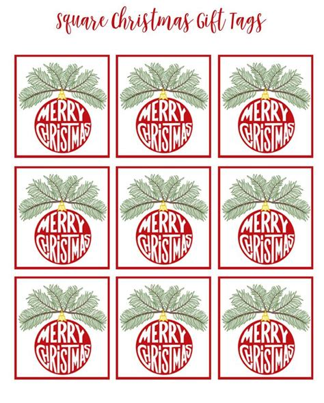 printable christmas gift tags to make best 25 free printable christmas tags ideas on pinterest