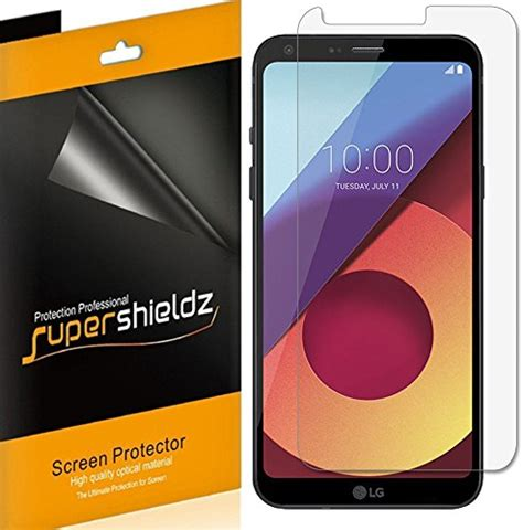 Hyper Glass Lg Q6 Clear Tempered Glass Anti Gores Kaca 1 10 best screen protectors for lg q6 to keep it intact