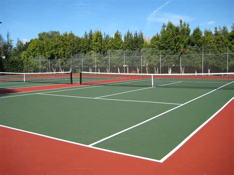 tennis court images working on my serve blue batting helmet