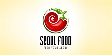 food truck logo design inspiration seoul food 171 logo faves logo inspiration gallery