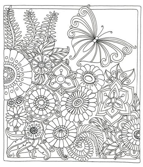 free printable coloring pages for adults zen free adult zen coloring pages