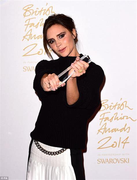 fashion design competition uk 2015 victoria beckham nominated at the british fashion awards