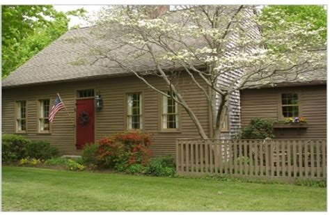early new england primitive exterior house colors joy 16 best images about exterior home colors on pinterest
