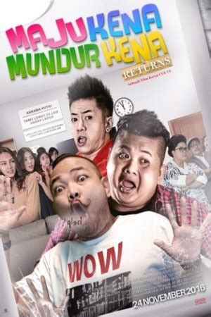 judul film box office 2016 nonton maju kena mundur kena returns 2016 film subtitle