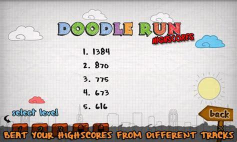 doodle run آندروید 25 doodle run v2 6