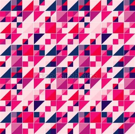 pattern and shape blog retro pattern of geometric shapes colorful mosaic banner