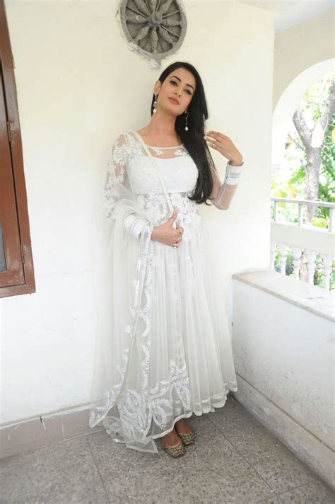 sonal chauhan latest movie sonal chauhan latest stills in white dress 25cineframes