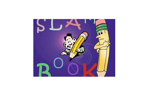 slam book free download for pc