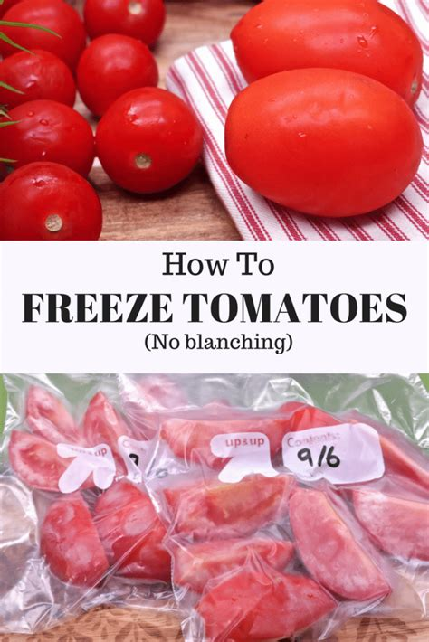 how to freeze tomatoes no blanching divas can cook