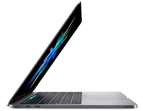 apple macbook pro 2016 laptop with touch bar mlh12zp/a