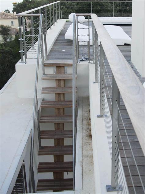 escalissime nos escaliers escaliers d ext 195 169 rieur escalier issue de secours droit en
