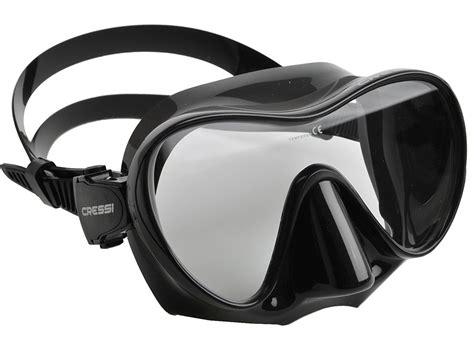 dive mask cressi scuba diving frameless mask ebay
