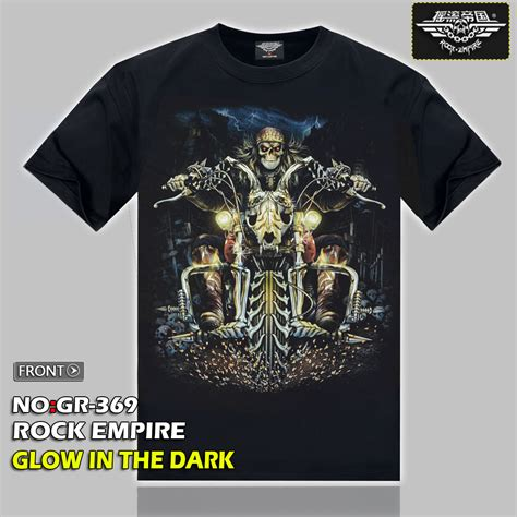 Garage Rock Fashion by Top Harley Rock Style Fashion S 3d T Shirt Garage