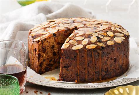 fruit cake fruitcake recipe