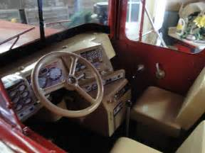 Mack Truck Interior Accessories Mack Truck Cab Interior View For 1 4 Scale Model Don