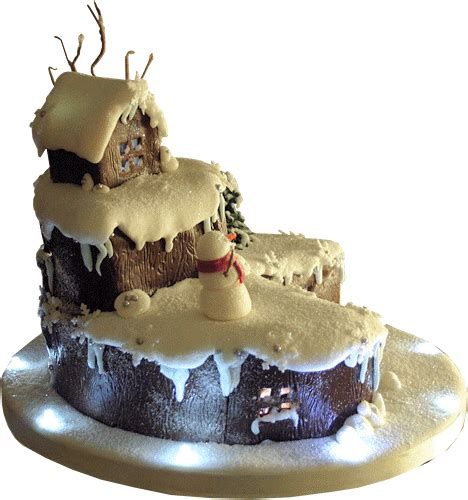 just like home design your own cake christmas house christmas cakes childrens adulta