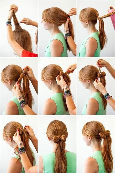 101 easy diy hairstyles for medium and long hair to snatch