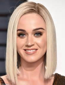 Katy Perry and Kristen Stewart's SUPER shot haircuts