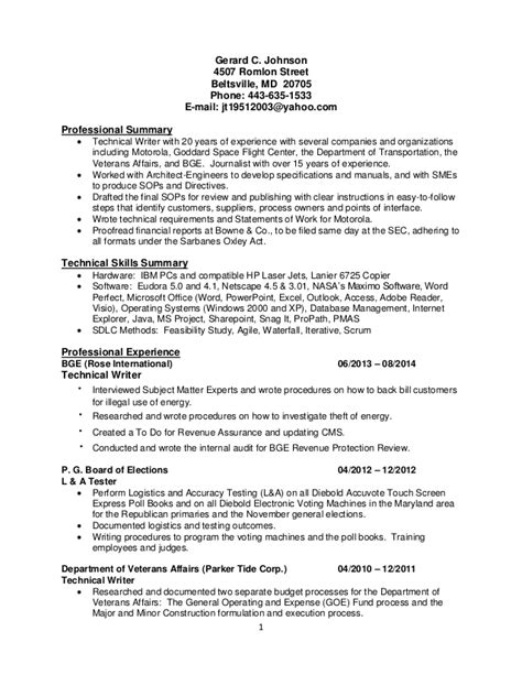 Exle Of Complete Resume by Completed Resume Exles 28 Images A Complete Resume