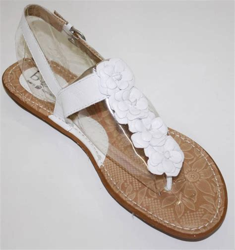 sandals with flowers womens shoes b o c born canberra sandals leather