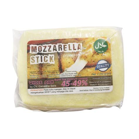 Keju Mozzarella 1 jual mozzarella keju stick harga kualitas