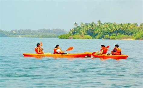 banana boat ride pondicherry parasailing and water sports in tarkarli thrillophilia