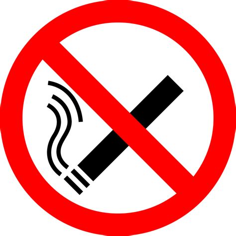 no smoking sign ai no smoking png images free download