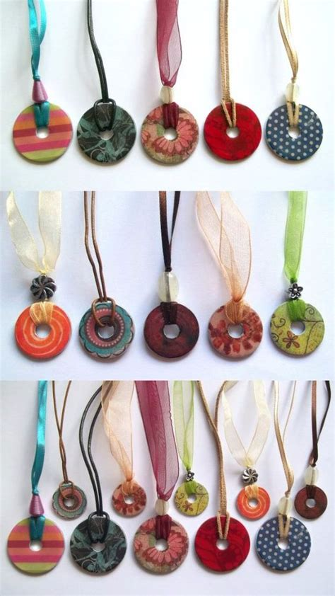 cheap craft projects for adults make and sell washer necklace and crafts to make on