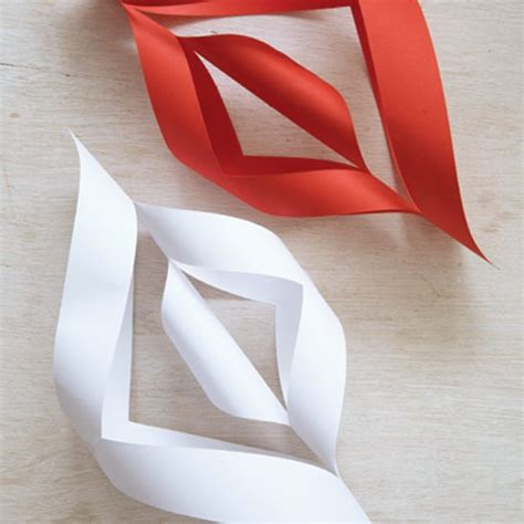 Paper Decorations How To Make - stair drops how to make decorations